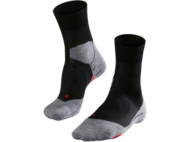 Falke RU4 Cushion Calcetines Running Hombre, black-mix